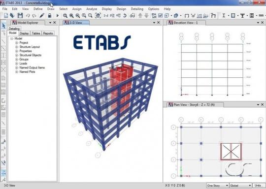 etabs screen multistorey1