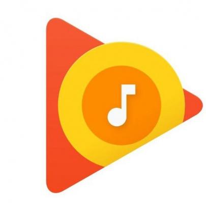لوگو آهنگ در پلیر گوگل