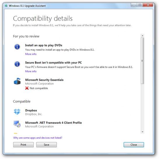 Windows 8 Update