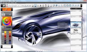 SketchBook Designer