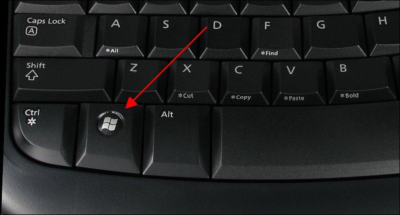 Windows button
