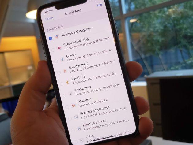 CNBC Tech: iOS 12 Screen Time 3