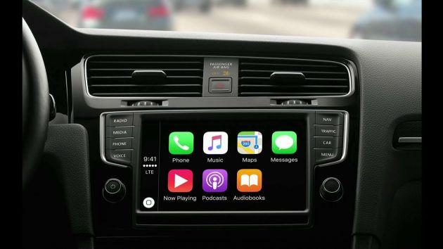 Handout: Apple CarPlay Apple Event 160321