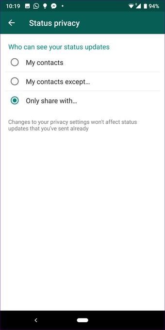 Whatsapp Status Tips 30