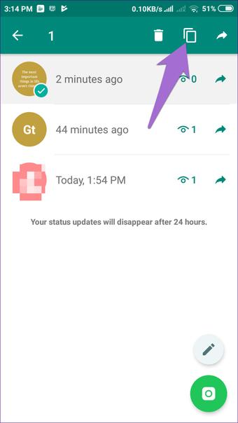 Whatsapp Status Tips 7