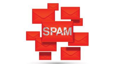 تصویر از چطور از شر ایمیل های اسپم فراوان راحت شویم؟ (راهنمای کامل)