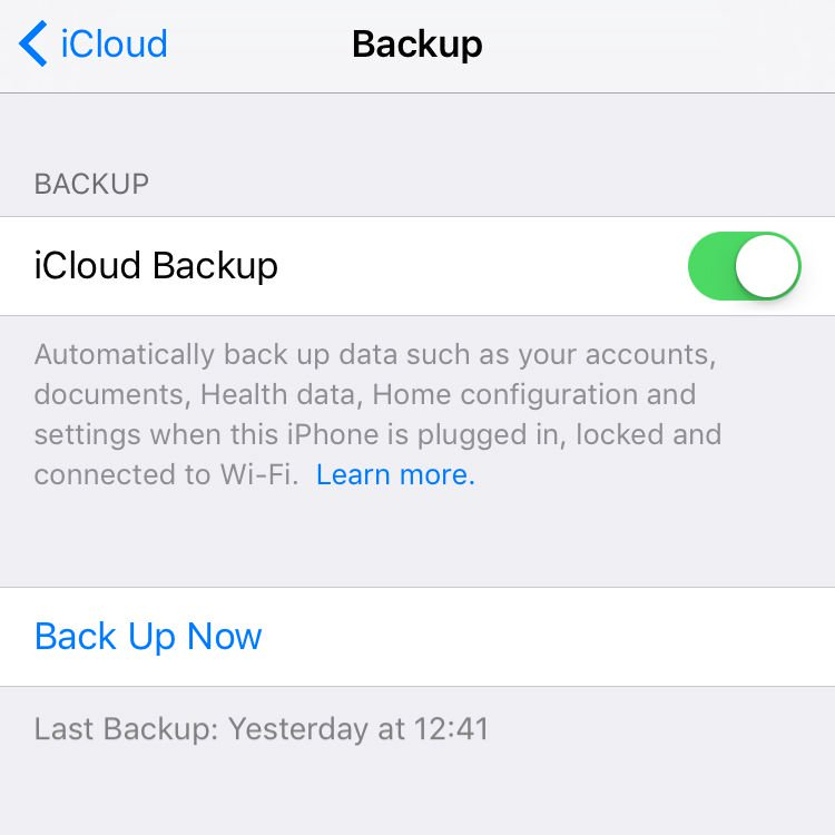 How to set up a new iPhone: Restore from backup