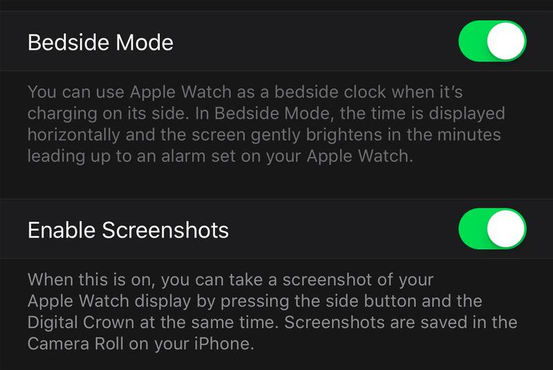 How to take screenshots on an Apple Watch