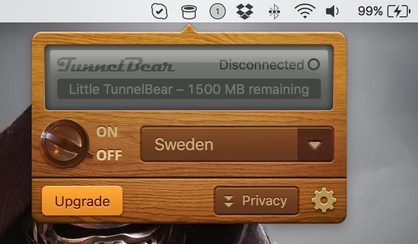 how to use a vpn on mac - tunnelbear vpn on mac