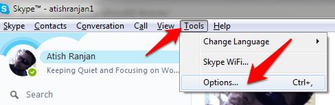 Skype tricks4