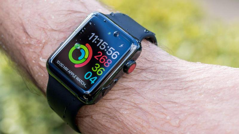 Use your Apple Watch to hit your fitness targets