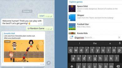 تصویر از ۹ تا از بهترین و محبوب ترین بازی های تلگرام+ آدرس