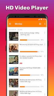 HD Video Player Screenshot
