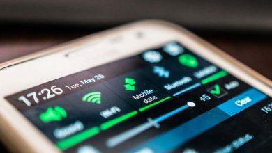 تصویر از روش بررسی مصرف اینترنت دیتای گوشی (اندروید و آیفون)