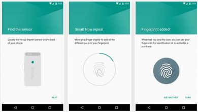تصویر از چگونه قفل موبایل خود را با اثر انگشت باز کنیم؟ (روش فعالسازی)