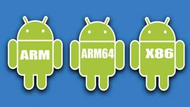 تصویر از چگونه نوع پردازش/پرداشگر گوشی خود را پیدا کنیم (ARM، ARM64 یا x86)