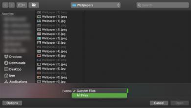 Description: Mac Change Uploaded File Type