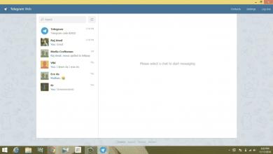 تصویر از چطور از تلگرام در مرورگر و نسخه کامپیوتر استفاده کنیم؟