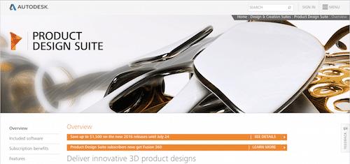 Autodesk Product Design Suite