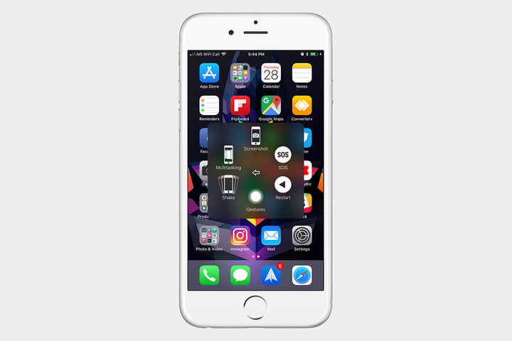 how to take a screenshot on an iPhone