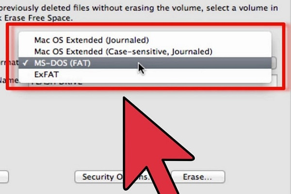 How To Use an External Hard Drive on Mac-locate the hard drive