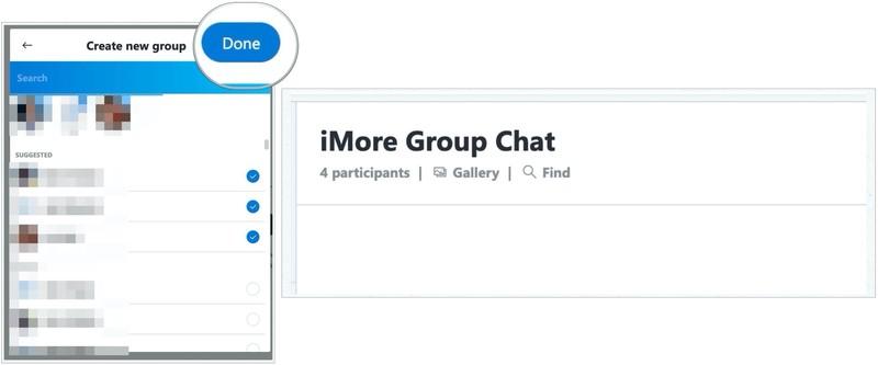 Skype Add Members