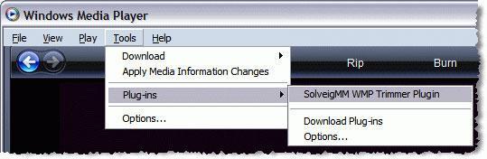 trim video with windows media player