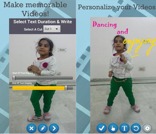 video text maker app