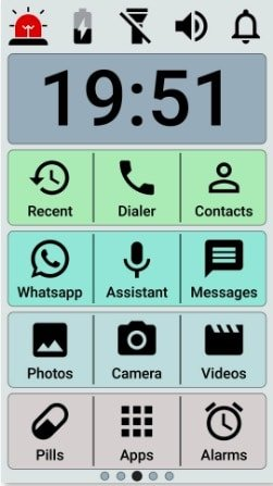 BaldPhone Launcher Android