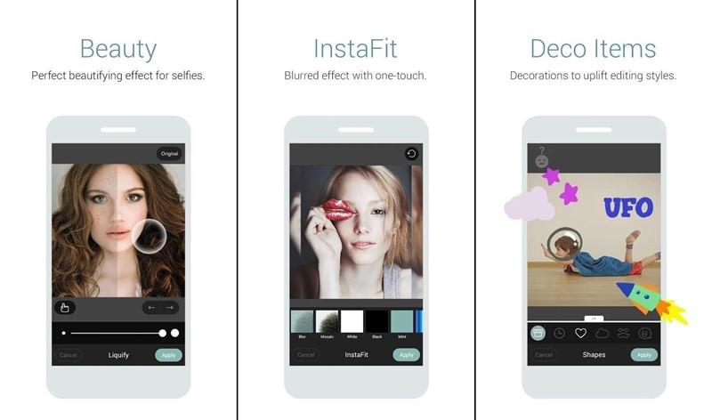 Cymera  Selfie and Photo Editor