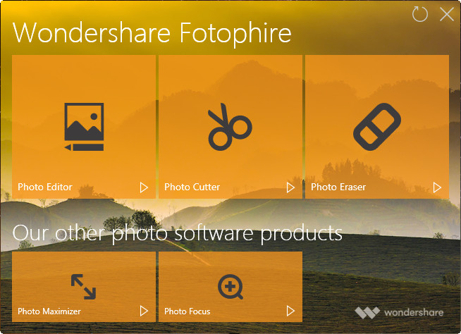Photo Editor Software & Apps with Texting Feature - Fotophire Editing Toolkit