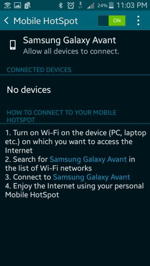 Samsung finished