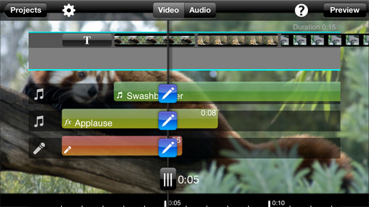 free video editing app for iphone