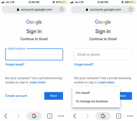 How to Make A New Gmail Account On Android And iOS