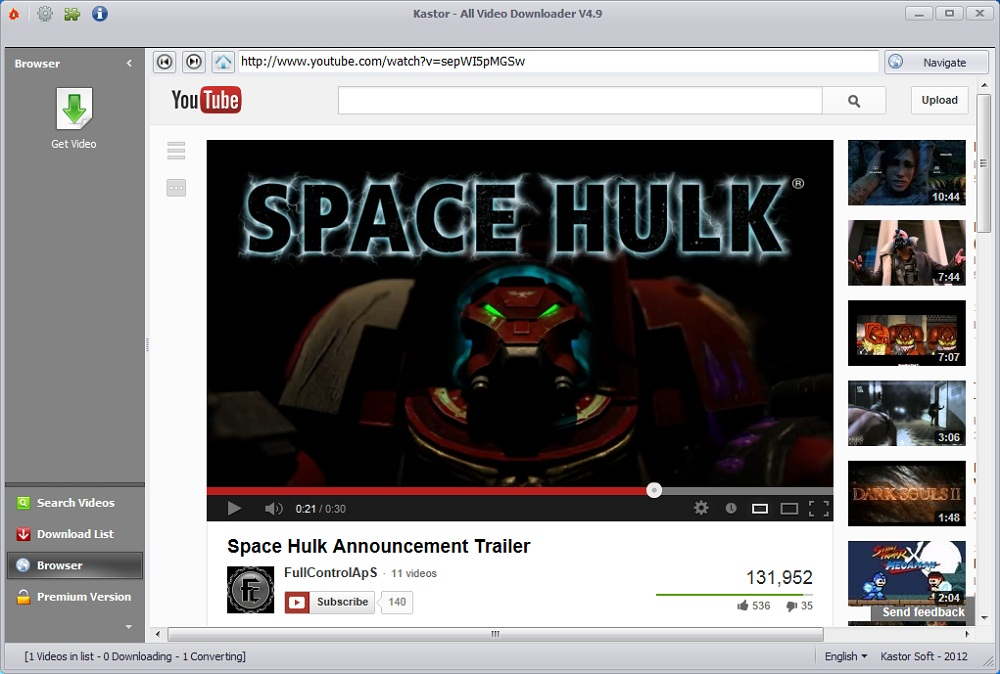 youtube downloader plugin chrome