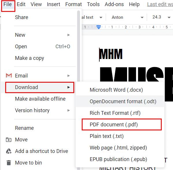 """choose """"Download"""" to crack PDF file password"""