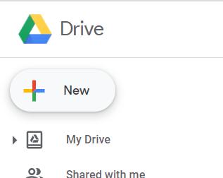 """click """"+ New"""" button"""