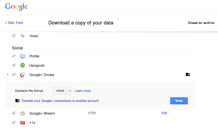 Google Account Creation Date