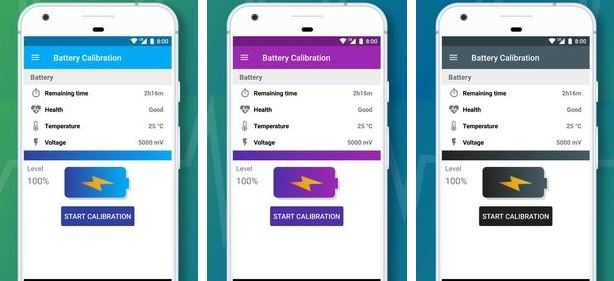 How to Calibrate the Android Root Battery
