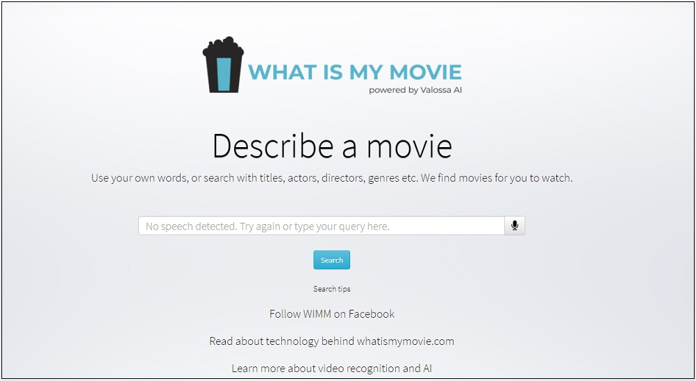 what is my movie