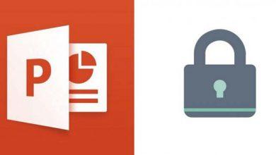 تصویر از ۴ روش قفل گذاشتن روی فایل پاورپوینت و جلوگیری از ویرایش