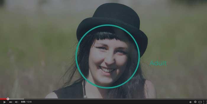 تشخیص سن و جنس از روی تصویر