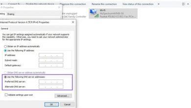 تصویر از ۱۰ روش حل مشکل ارور DNS server not responding ویندوز