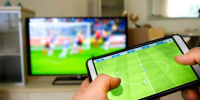 اتصال گوشی و تلویزیون