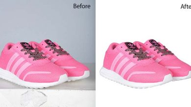 حذف بک گراند عکس (قبل و بعد)