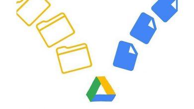 اشتراک فایل گوگل درایو