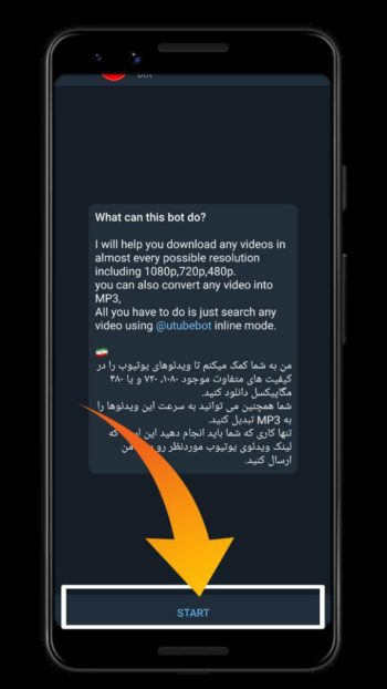 youtube video download from telegram