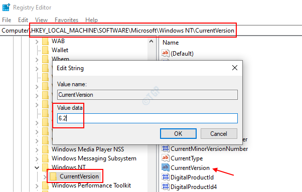 Current Version Change Regedit Bluetooth Not Working