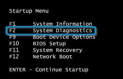 f2-system-diagnostics