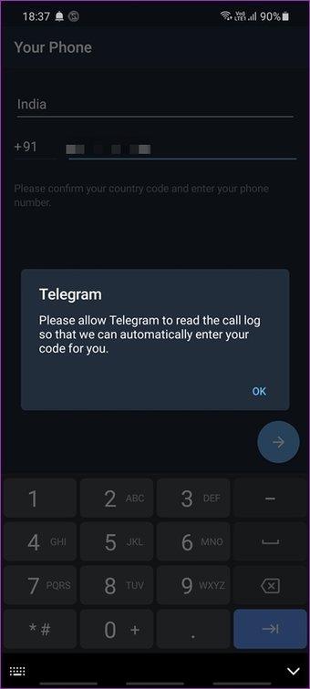 Fix Telegram Wont Send Code Error 1